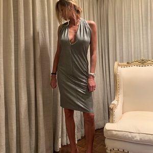 Silver/grey dress